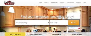 Handyman Referral Program